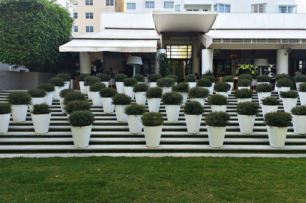 Delano Hotel, Martha Schwartz, Miami