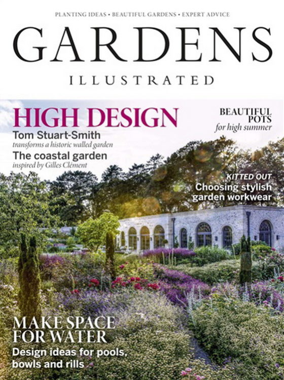 I trends di garden design della rivista Gardens Illustrated