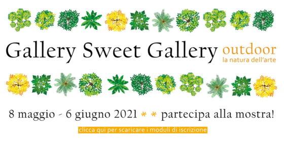 Gallery sweet gallery outdoor. Quarta biennale di arte ambientale all'aperto