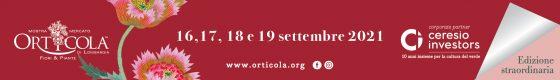 A settembre torna a Milano Orticola